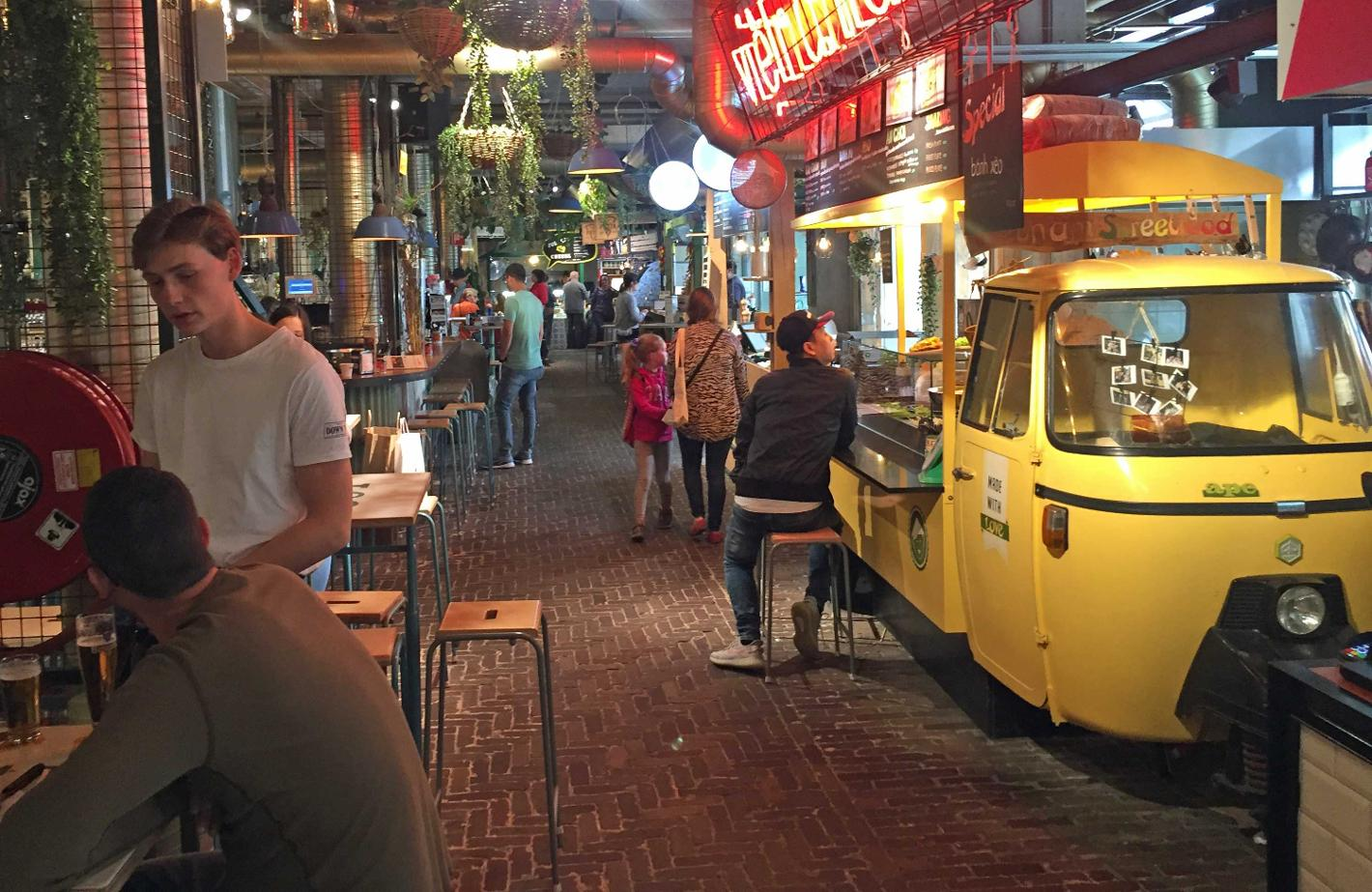 Photo Down Town Gourmet Market in Eindhoven, Eat & drink, Delicacy, Lunch, Snack - #1