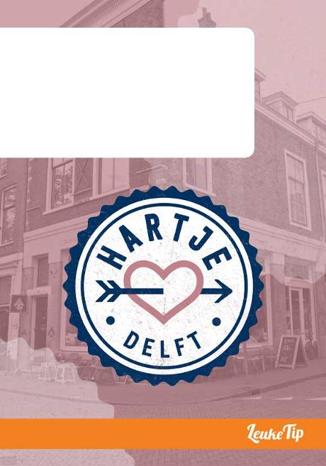 Hartje Delft unique shops coffee lunch history center