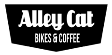 logo establishment Alley Cat Bikes & Coffee in Maastricht