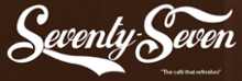 logo establishment Café Seventy Seven in Middelburg