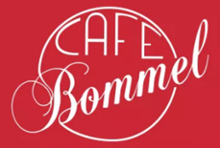 logo establishment Café Bommel in Middelburg