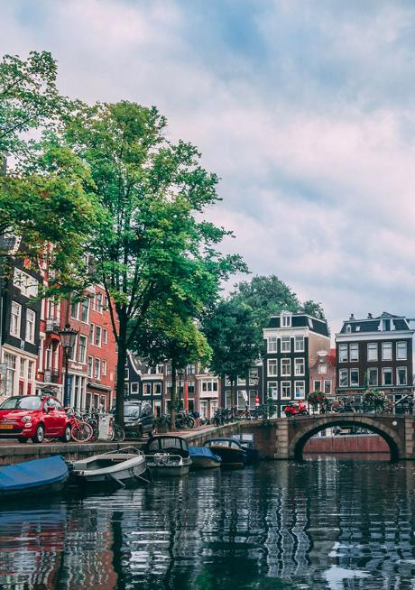 city guide of Amsterdam