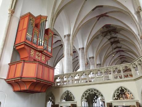 Photo Sint-Joriskerk in Amersfoort, View, Sights & landmarks, Activities