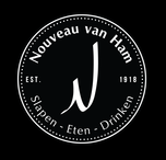 logo accommodation Boutique Nouveau Van Ham in Breda