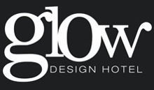 logo accommodation Design Hotel Glow in Eindhoven