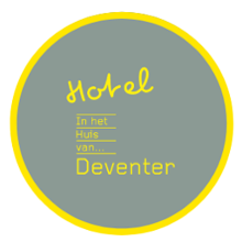 logo accommodation Hotel in het huis van Deventer in Deventer