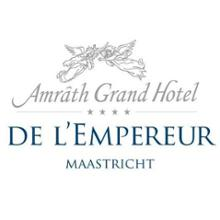 logo accommodation Amrâth Grand Hotel de l'Empereur in Maastricht
