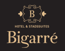 logo accommodation Hotel Bigarré Maastricht City Centre in Maastricht