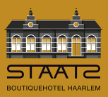 logo accommodation Boutiquehotel Staats in Haarlem