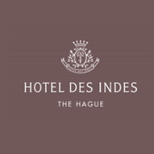 logo accommodation Hotel Des Indes in Den Haag
