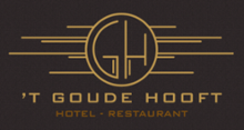 logo accommodation Hotel 't Goude Hooft in Den Haag