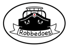 logo accommodation B&B de Robbendoes in Amersfoort