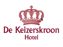 logo accommodation Hotel de Keizerskroon Hoorn in Hoorn