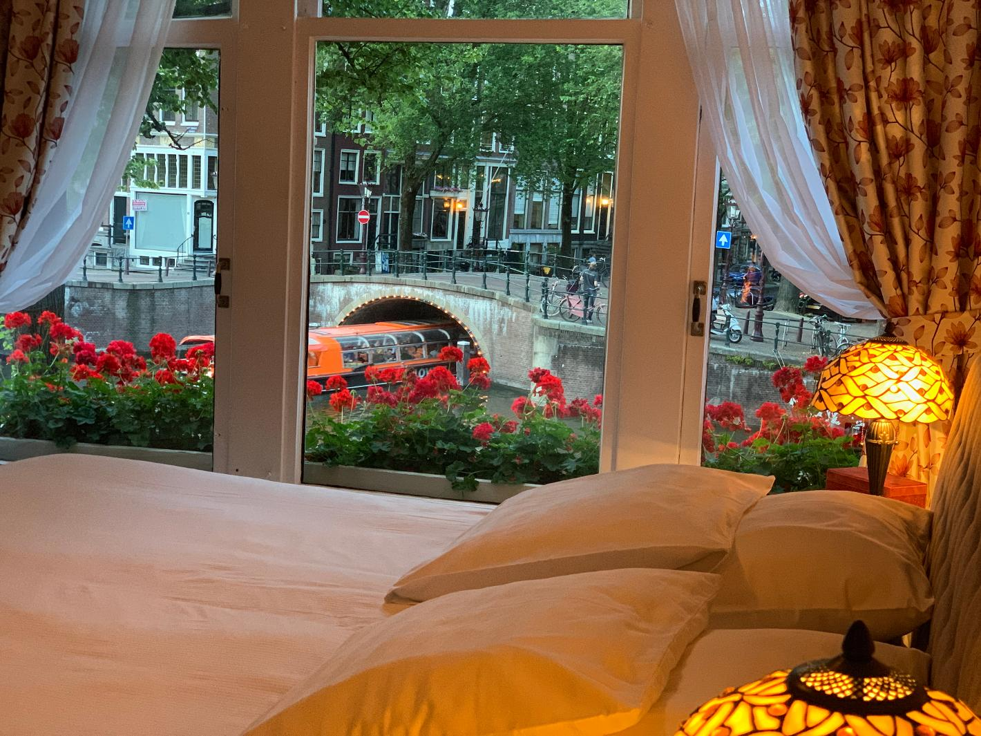 Photo Keizershouse Amsterdam in Amsterdam, Sleep, Bed & breakfast - #1