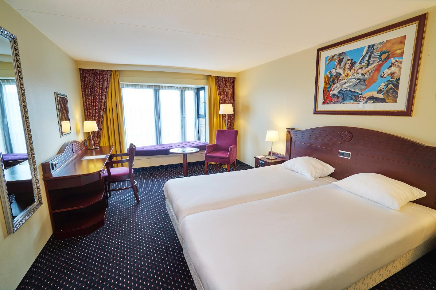 Photo Amrâth Grand Hotel de l'Empereur in Maastricht, Sleep, Hotels & accommodations - #5