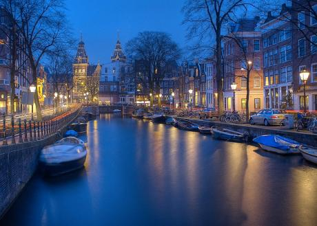 photo city guide of Amsterdam with tips nice shops, lunchrooms, restaurants, bars, sights and special places