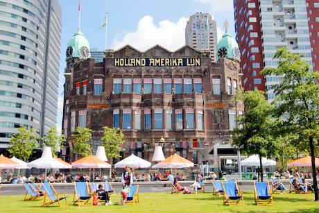 Photo Hotel New York in Rotterdam, Sleep, Hotels & accommodations