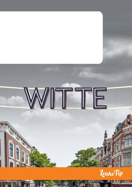 Witte de Withstraat shopping fun shops hotspots Rotterdam